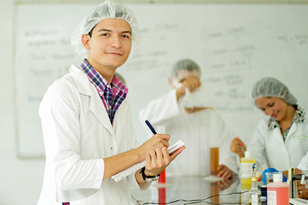Técnico Superior en Ciencia y Tecnología de los Alimentos